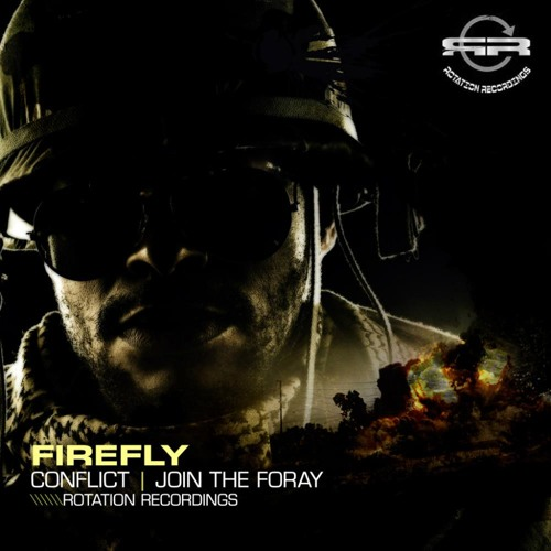 Firefly - Conflict  - Rotation Recordings UK © (RR001)