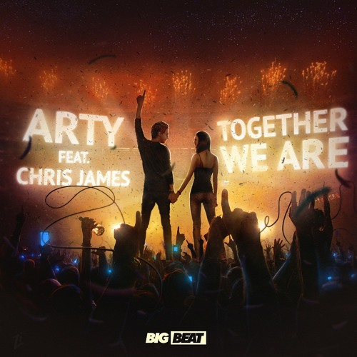 Arty feat. Chris James - Together We Are (PREVIEW)