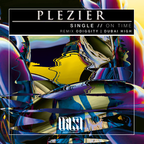 Plezier - On Time (Original mix)