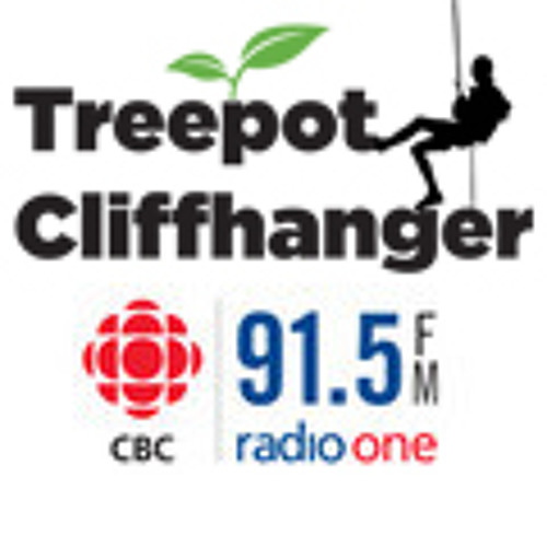 20130122-CBC All In A Day - #TreepotCliffhanger