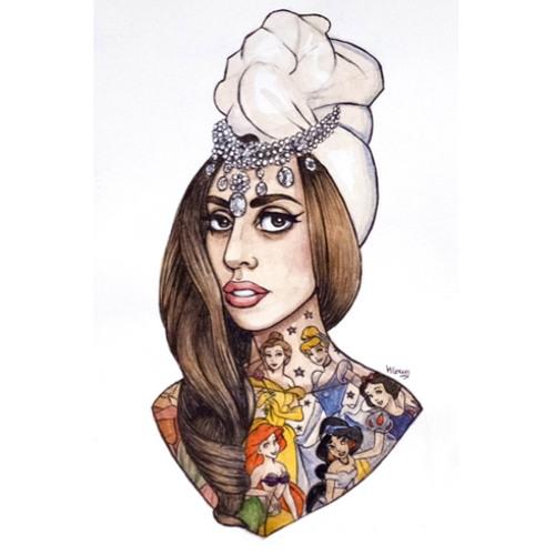 Lady Gaga possible New ARTPOP Song