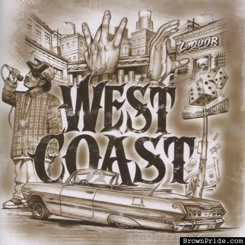 WEST COAST IS BACK