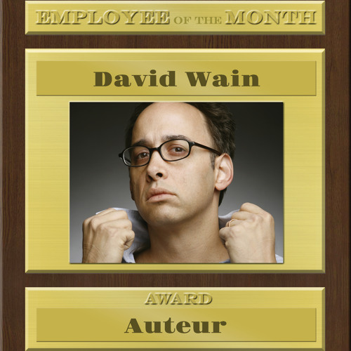 DAVID WAIN on Employee of the Month
