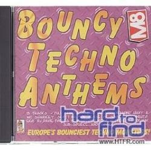 Dj shock bouncy techno 30 tunes in 1 hour set vinyl mix