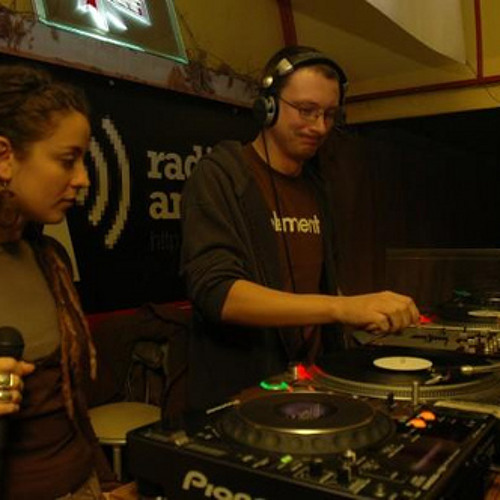 Seba1394 b2b Dudu + MC Tina @ radio AnonimTM // Rioooooooooot special edition