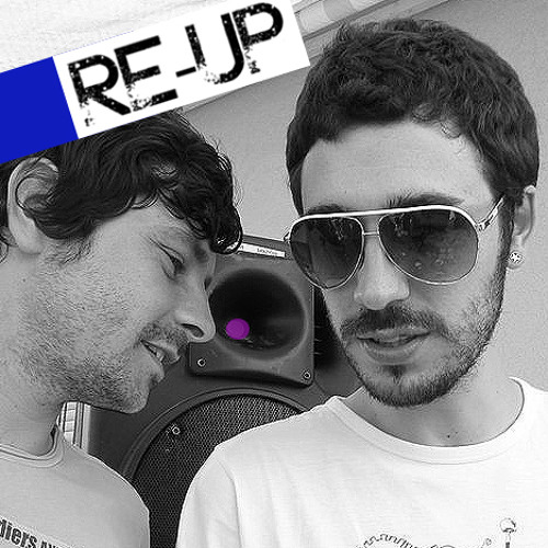 Re-UP - Dissonant Exclusive Podcast - January 2013
