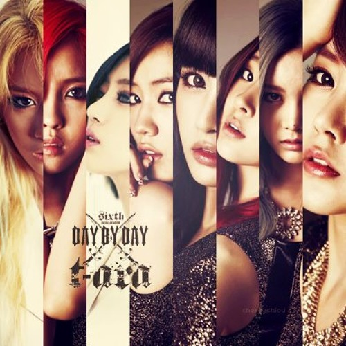 Day by day japanese ver. , a song by t-ara on spotify.