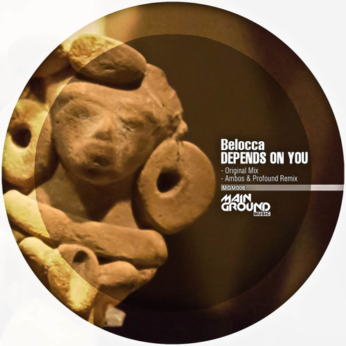 Belocca - Depends On You ( Mainground Music Prev. )