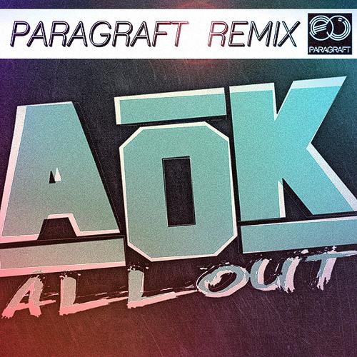 All Out Krew - Grind Bar Warrior (PARAGRAFT Remix)