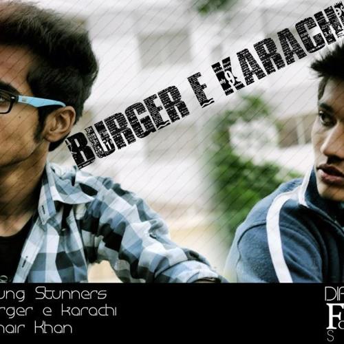 Young Stunners Burger-E-Karachi.