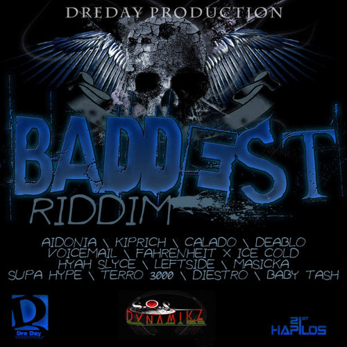 Aidonia FT Shotta -Militancy Remix - Baddest Riddim - Jan 2013