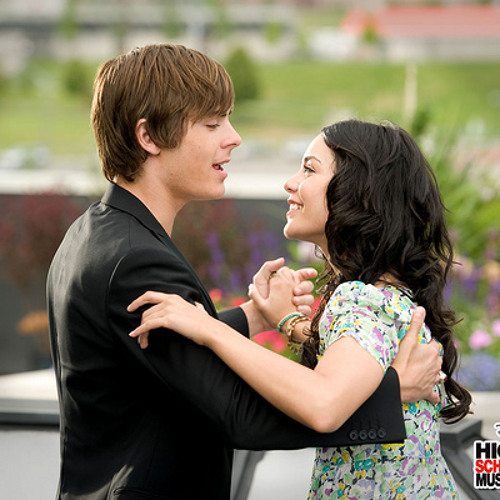 Dinnar Ft Aldo - Can I Have This Dance (Ost. HSM3)