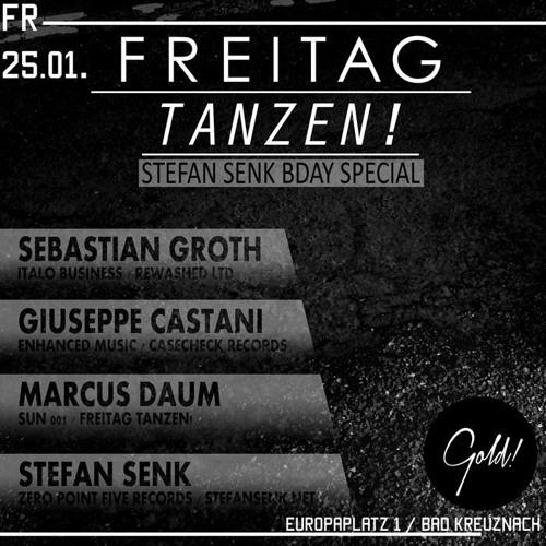 Gold Club Bad Kreuznach - Stefan Senk Bday 25.01.2013