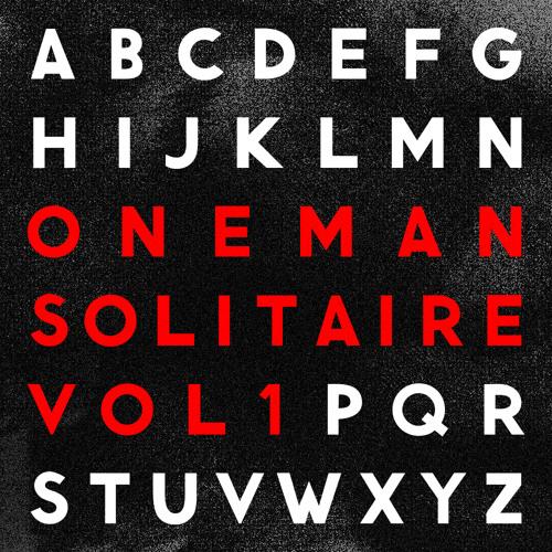 Oneman - Solitaire Vol. 1 (download MP3 in description)