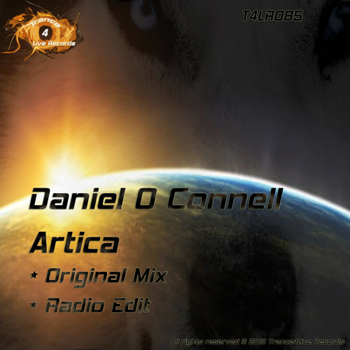 Daniel O Connell - Arctica - (Out Now!!)