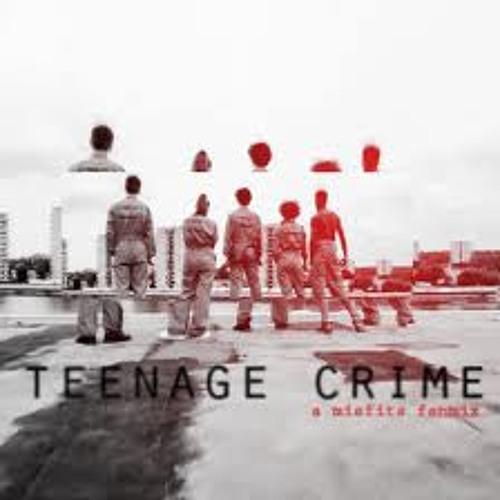 Teenage Crime - Adrian Lux (dubstep Dj Kristo)