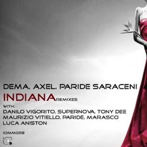 Paride Saraceni, Dema, Axel - Indiana  (Maurizio Vitiello remix) [Orion]
