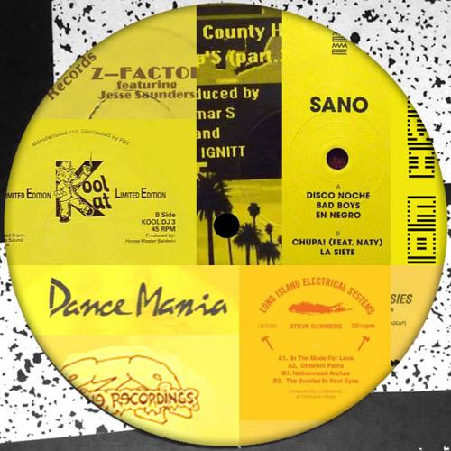 Radio Cómeme - El disco es cultura 01 by Sano and Lord Byron