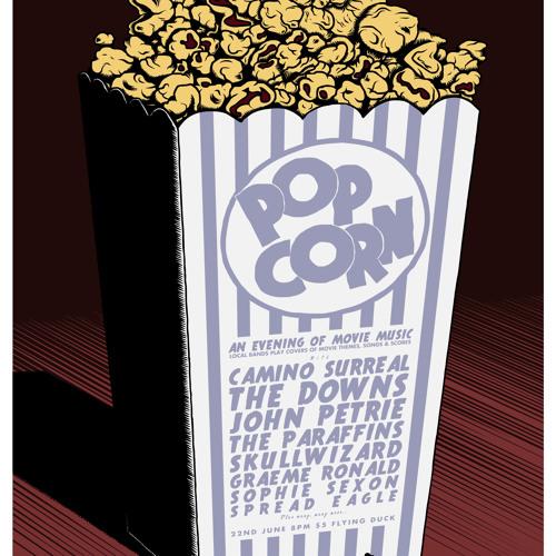 John Petrie - Turtle Power (live @ Popcorn)