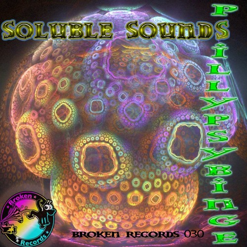 Broken Records 030 Soluble Sounds - Infinite light (OUT NOW)