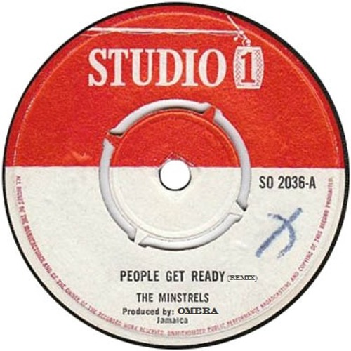 People get ready (Remix) prod. Ombra