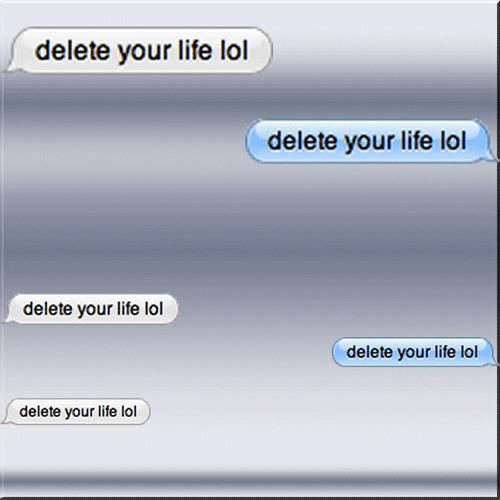 delete your life lol