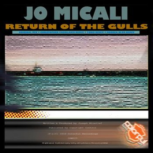 Jo Micali - Return Of The Gulls (Original Mix) (Colorful Recordings)