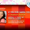 If You Ever Change Your Mind - Marion Aunor