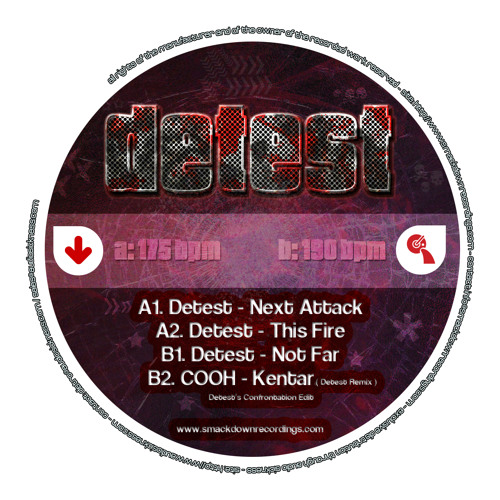 SD 006 A1 - Detest - Next Attack