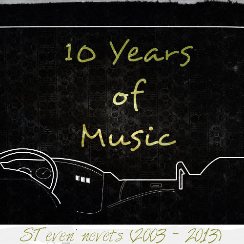 Nevets@10 Years of Music[Vinyl & Digital Session](Podcast)