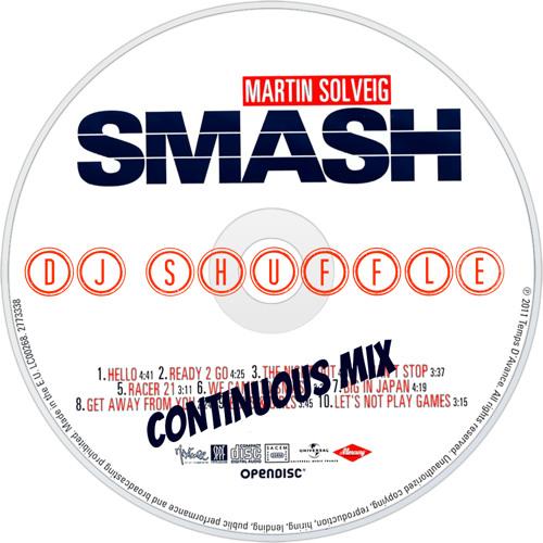Smash Continuous Mix (MS 2011) DJ SHUFFLE