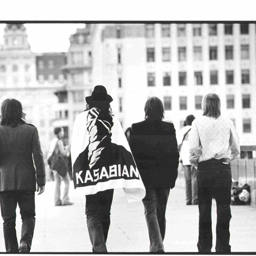 Fire cover - Kasabian