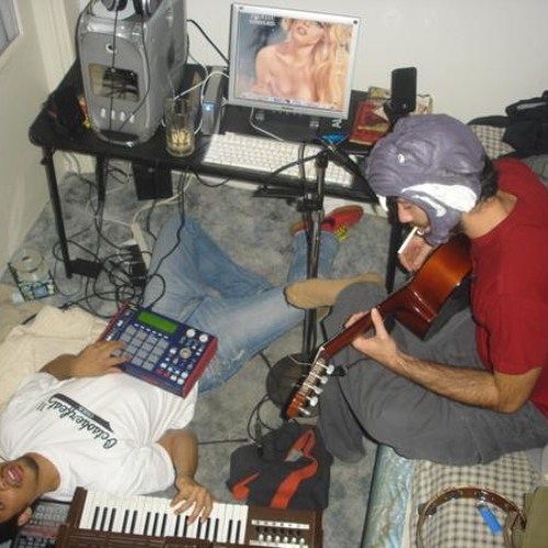Hip-Hop With Manners E.P. (circa 2007-2008)