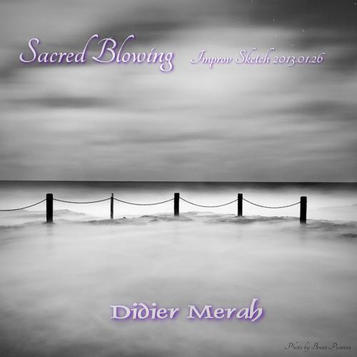 Sacred Blowing - Improv Sketch 2013.01.26 - Didier Merah
