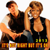 Robson Vidal vs Whitney Houston - It's Not Right But It's Ok 2013 ( Memory Radio Mix ) mp3