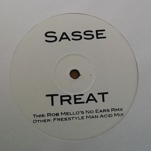 Sasse - Treat Me (Freestyle Man Acid Dub) - Save The Black Beauty VINYL ONLY