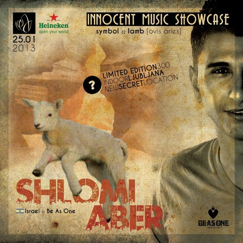 Aney F. - Live from Innocent Music Showcase with Shlomi Aber (Desolat) - 25.1.2013 - Secret Location