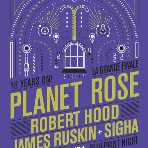 Tripeo @ Planet Rose '18 Years On!' - La Grande Finale, 26.01.2013