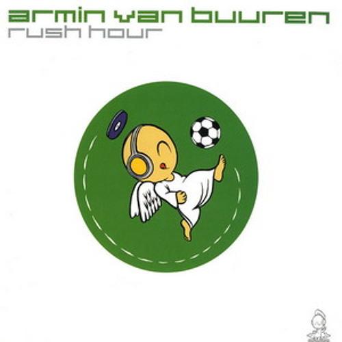 Armin van Buuren - Rush Hour (Amir Hussain Bootleg) [CDR]