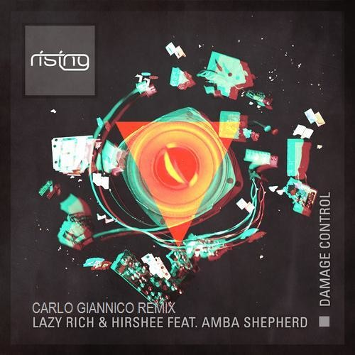 Lazy Rich & Hirshee feat Amba Shepherd - Damage Control (Carlo Giannico Remix)