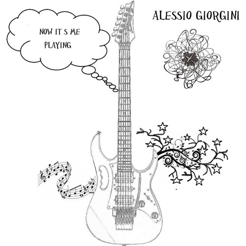 GIORGINI ALESSIO-NOW IT'S ME PLAYING