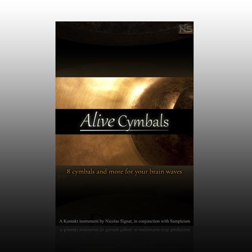 Alive Cymbals - Fx reverb demo
