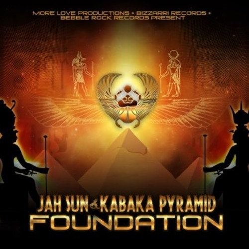 Jah Sun feat. Kabaka Pyramid - Foundation [Bizzarri Records 2013]