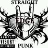 Straight Edge Punk Burn