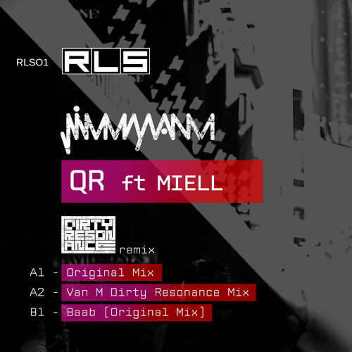 Jimmy Van M - QR EP (Mini Mix Preview) - RLS Records - OUT NOW
