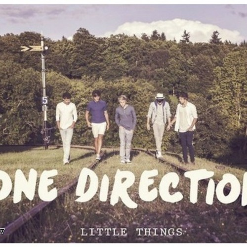 Little Things - cover
