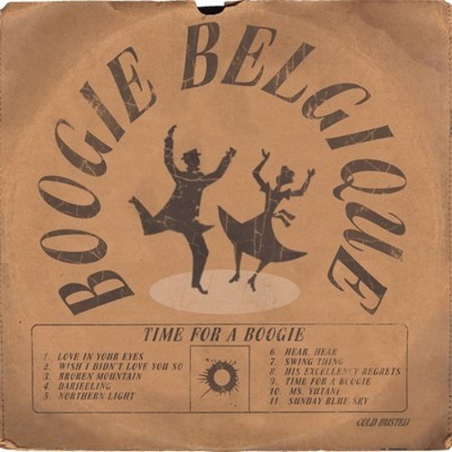 Boogie Belgique - Love In Your Eyes