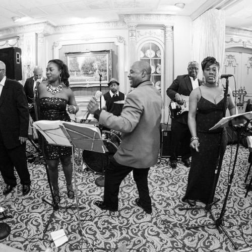 Gene Dobbs Nu-Cullers Band Classic Motown Tribute