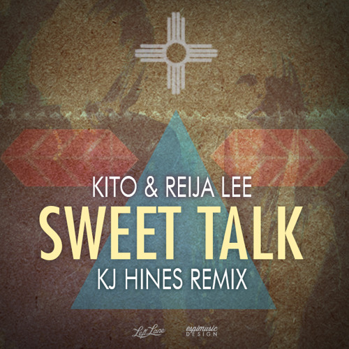 Album art exchange sweet talk by kito, reija lee album cover art.