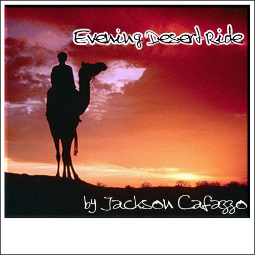 Evening Desert Ride